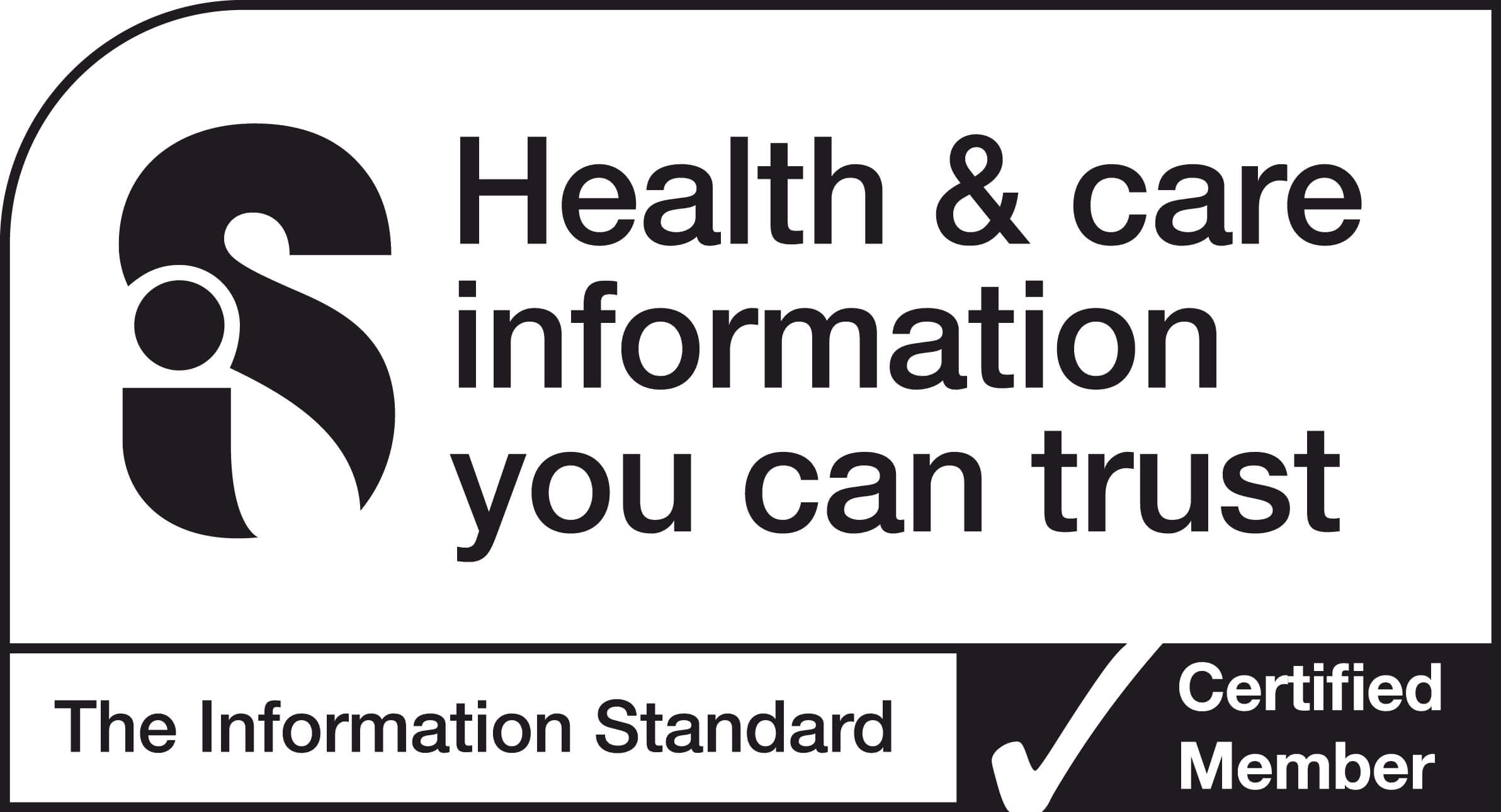 Produced in accordance with the NHS England's Information Standard