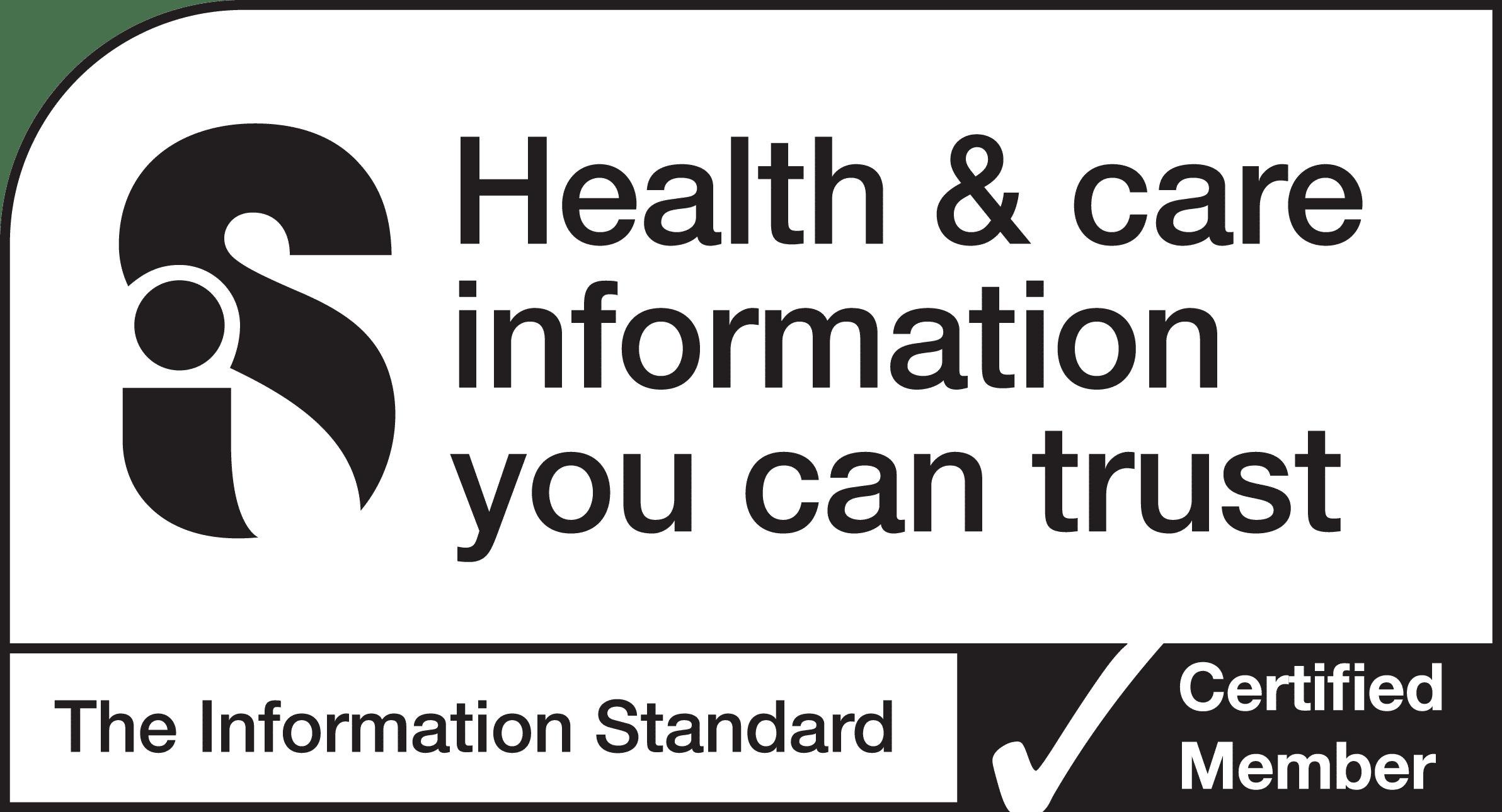 NHS England's Information Standard