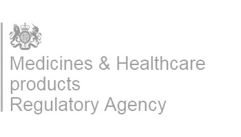 Medicines Healthcare Products Regulatory Authority logo