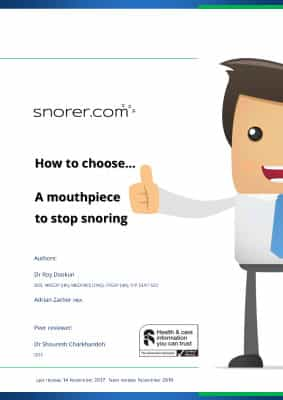 Snoring & Obstructive Sleep Apnoea Overview
