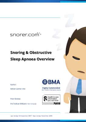 Don't buy a chinstrap if you want to stop snoring!