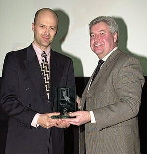 Adrian Zacher - SMART Award