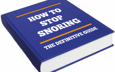 How to stop snoring (The definitive, step-by-step Guide 2020)