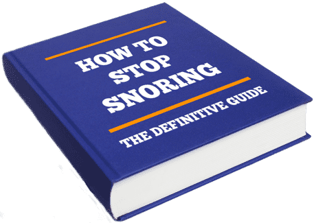 How to stop snoring. The definitive, step-by-step Guide