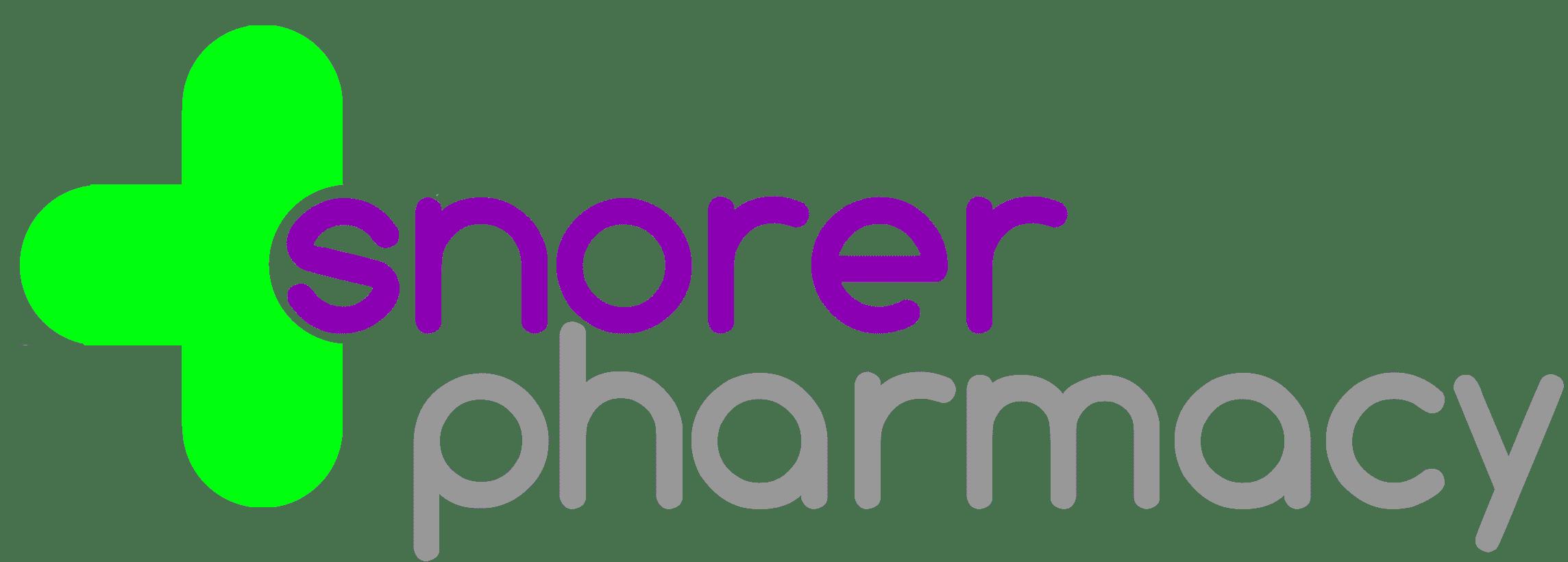Snorer Pharmacy Logo