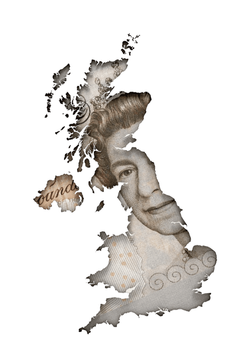 UK and N Ireland outline