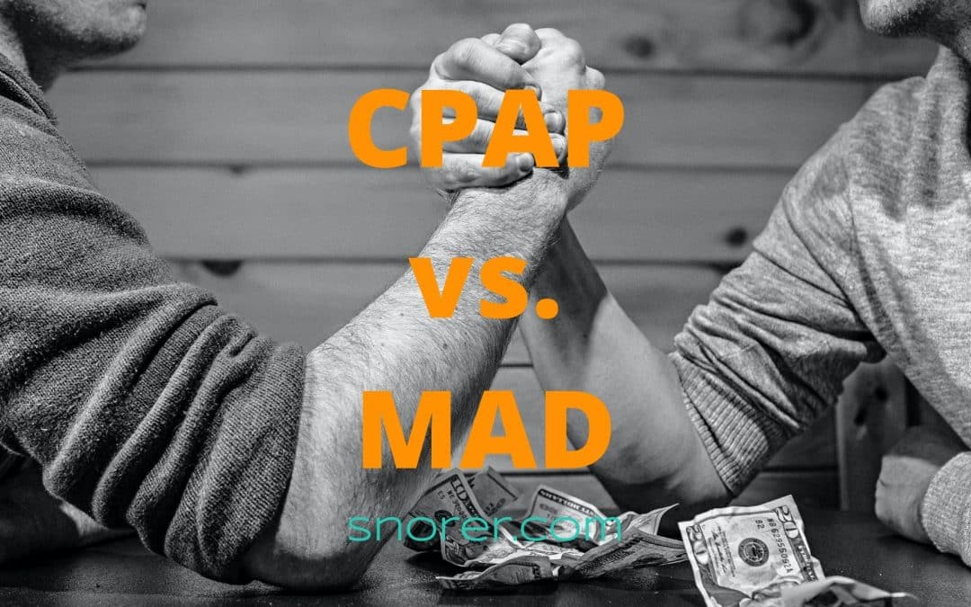 CPAP vs. Oral Appliances: Which is Best? Expert Review (New)